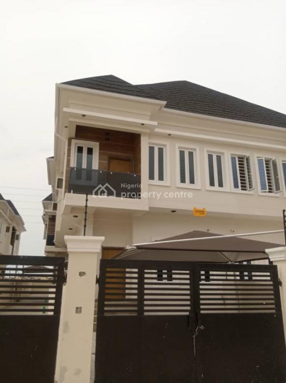Luxury 4 Bedroom Semi Detached Duplex with a Bq, Vgc, Lekki, Lagos, Semi-detached Duplex for Sale