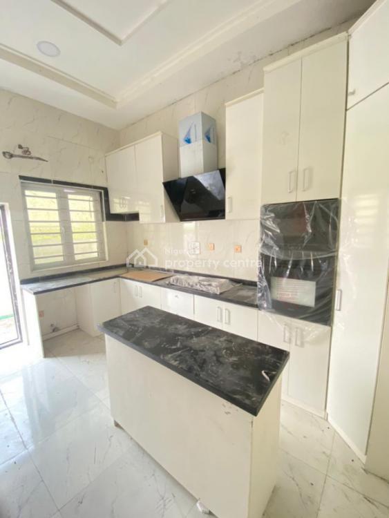 Luxury 4 Bedroom Semi Detached Duplex with Bq, Chevron Drive, Lekki Phase 1, Lekki, Lagos, Semi-detached Duplex for Sale