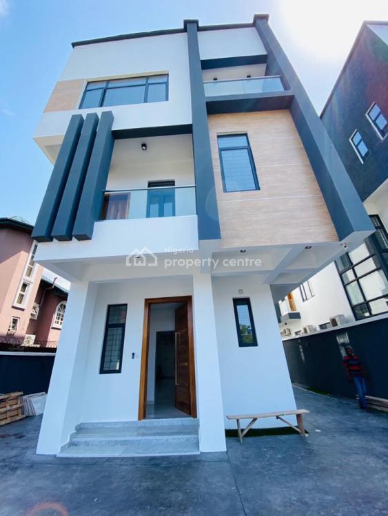 5 Bedroom Semi Detached Duplex, Lekki Phase 1, Lekki, Lagos, Detached Duplex for Sale
