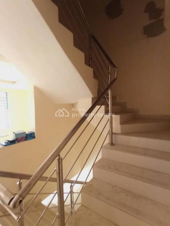 Newly Built 4 Bedroom En-suite Terrace with a Bq, Ikate Elegushi, Lekki, Lagos, Terraced Duplex for Rent