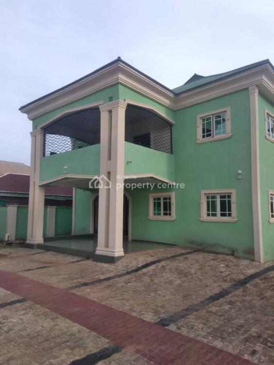 Detached Duplex, Ugbor Central, Benin, Oredo, Edo, Detached Duplex for Sale