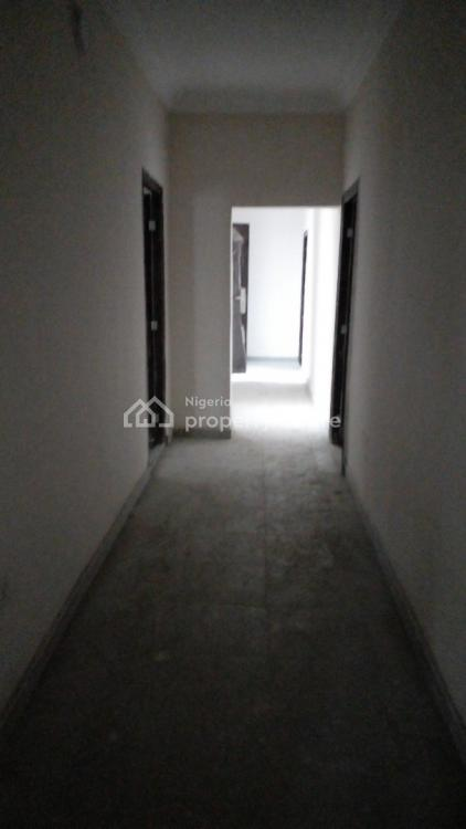 4 Bedrooms Flat New House, Coker Round About, Ilupeju, Lagos, Flat for Rent