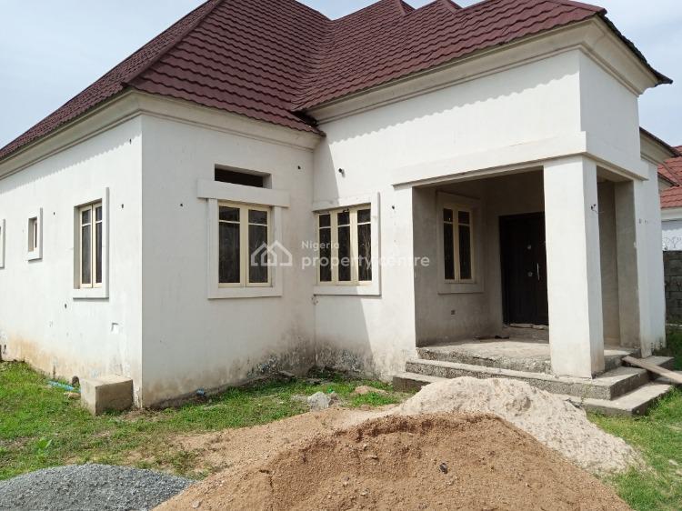 Luxury 3 Bedroom Bungalow, Ushafa Extension, Ushafa, Bwari, Abuja, Detached Bungalow for Sale