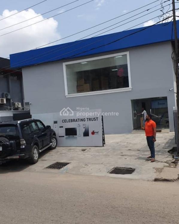 a Commercial Building, Allen Avenue, Allen, Ikeja, Lagos, Office Space for Sale