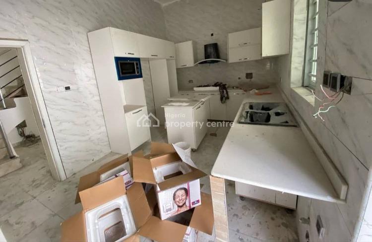 Elegant 4 Bedroom Semi-detached, Chevy View Estate, Lekki, Lagos, Semi-detached Duplex for Sale