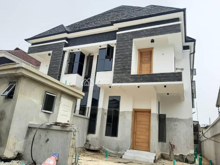 Well Crafted 4 Bedroom Ensuite Semi-detached Duplex, Idado, Lekki, Lagos, Semi-detached Duplex for Sale