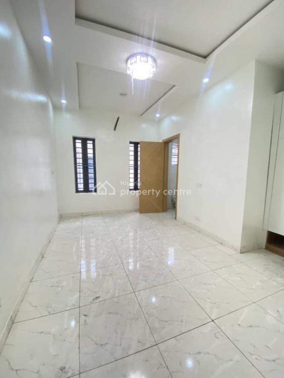Exquisitely Finished 5 Bedroom Fully Detached Duplex with a Room Bq, Chevron, Lekki, Lagos, Detached Duplex for Rent