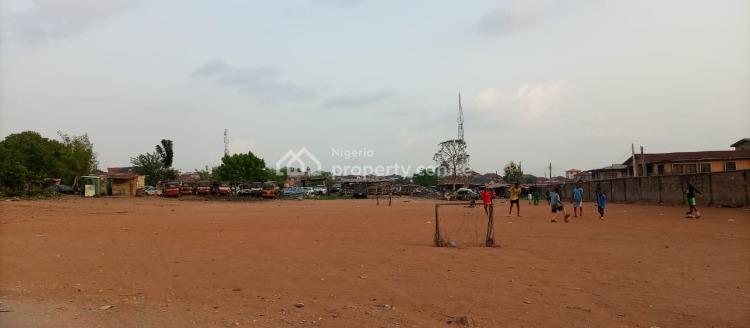 5 Acres of Commercial Land at a Very Busy Place, Total Garden, Nta Area, Agodi Gate, Ibadan North, Oyo, Commercial Land for Sale