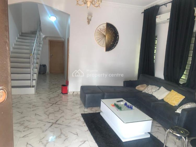 Exclusively Built and Furnished Semi Detach House, Lekki County Homes, Ikota, Lekki, Lagos, Semi-detached Duplex for Rent