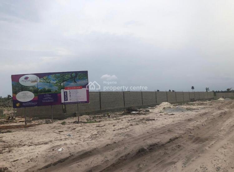 a Brand Property Widely Acclaimed for Immediate Project Development, Lepia Town, Ibeju Lekki, Lagos, Residential Land for Sale