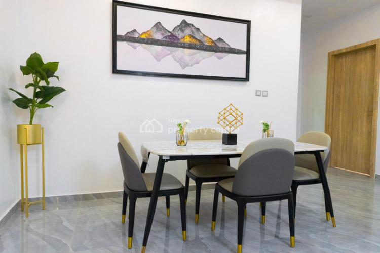 Affordable 2 Bedroom Apartment with Beautiful Interior, By Nike Art Gallery, Lekki Phase 1, Lekki, Lagos, Flat Short Let