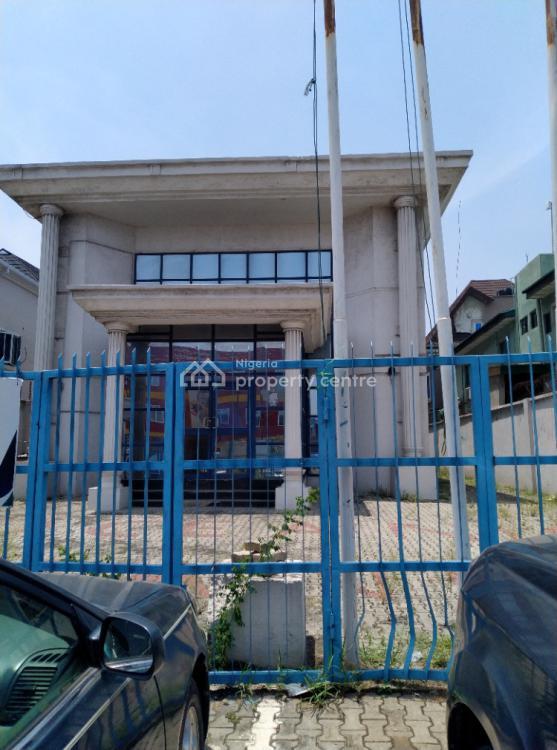 Detached Duplx Commercial Property, Ogudu Road, Ogudu, Lagos, Office Space for Rent