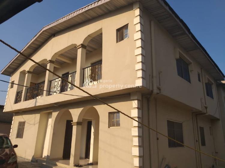 Block of 6 Flats Consisting of 4 Units of 2 Bedroom Mini Flat & a 3 Bedroom, Igando, Ikotun, Lagos, Block of Flats for Sale