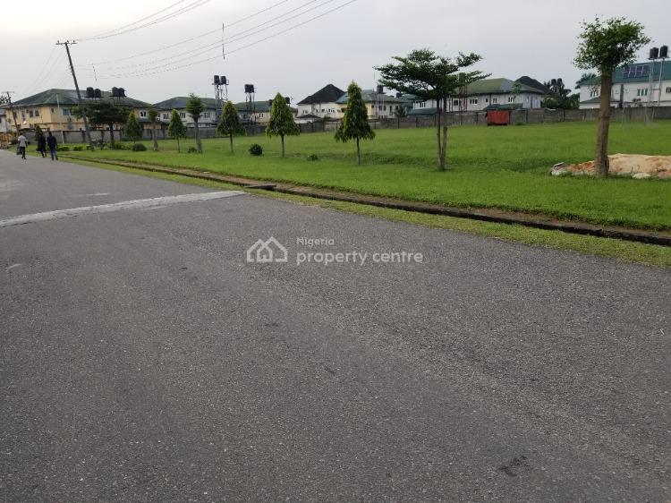 a Well Built Fully Detached 5-bedroom House with 2 Rooms Boys Quarters, at Trinity Garden Estate,  Rumuokwurusi New Layout, Port Harcourt, Rivers, Detached Duplex for Sale