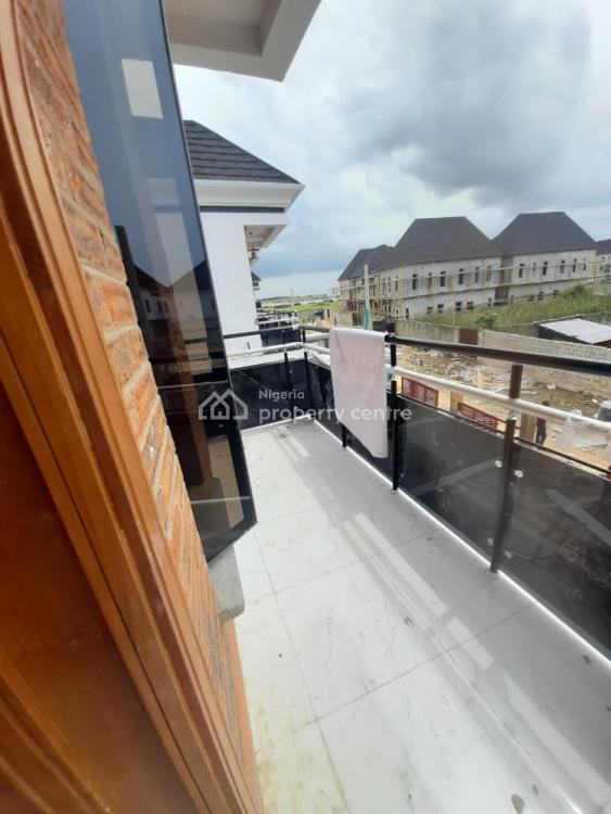 4 Bedroom Semi Detached Duplex, Chevron Drive, Lekki Phase 2, Lekki, Lagos, Semi-detached Duplex for Sale
