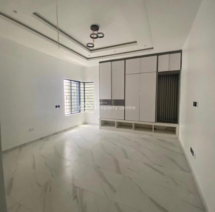 Brand New Contemporary 5(five) Bedroom Detached Duplex + Bq & Pool, Pinnock Beach, Osapa, Lekki, Lagos, Detached Duplex for Sale