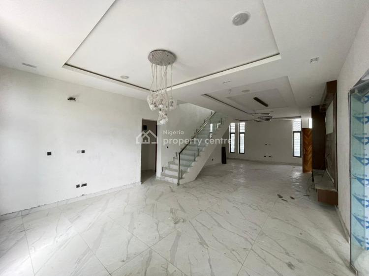 Automated & Exquisitvely Built 5 Bedroom Duplex + Cinema, Pool, Bq, Osapa, Lekki, Lagos, Detached Duplex for Sale