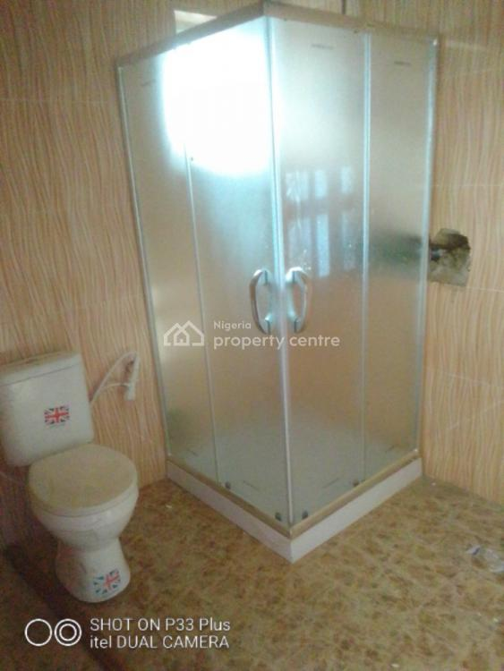 Newly Built 3 Bedroom Flat with Water Heaters, Located at Adegbose Estate Via Olu Odo Off Ebute/igbogbo Road, Ikorodu, Lagos, Flat for Rent