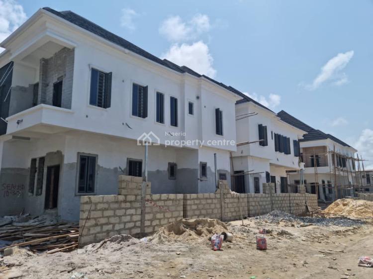 4 Bedroom Semi Detached Duplex with Bq, Off Chevron Toll Gate Lekki, Lekki, Lagos, Semi-detached Duplex for Sale