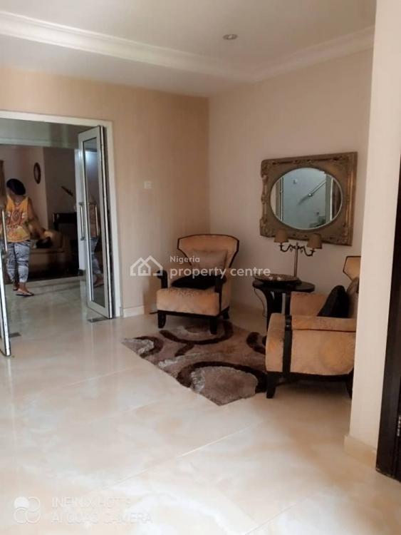Luxury Built 6 Bedroom Fully Detached Duplex for Distress, Nicon Town, Lekki, Lagos, Detached Duplex for Sale