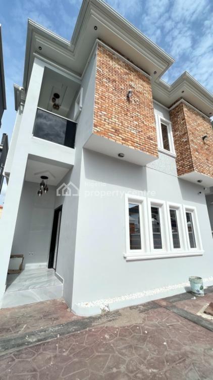 5 Bedroom Detached Duplex, Osapa London, Osapa, Lekki, Lagos, Detached Duplex for Sale