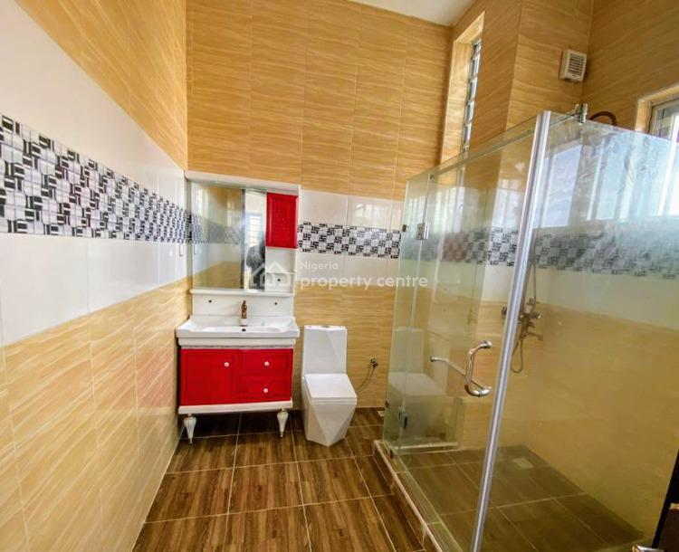 Luxury Smart 4 Bedroom Terrace Duplexes in an Estate, Chevron Toll Gate By Orchid Hotel, Lekki, Lagos, Terraced Duplex for Sale