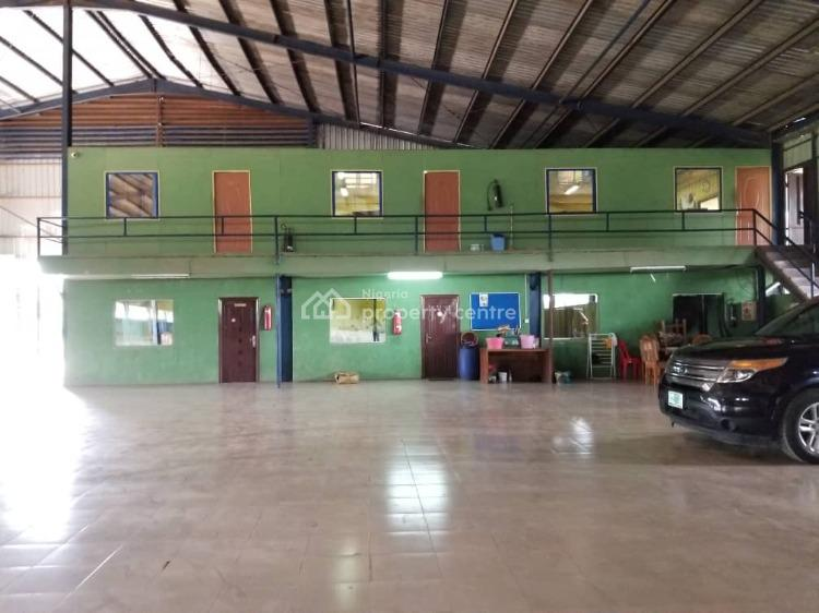 Functioning Warehouse on 5 Acres of Land with C of O, Ibadan Expressway, Berger, Arepo, Ogun, Warehouse for Sale