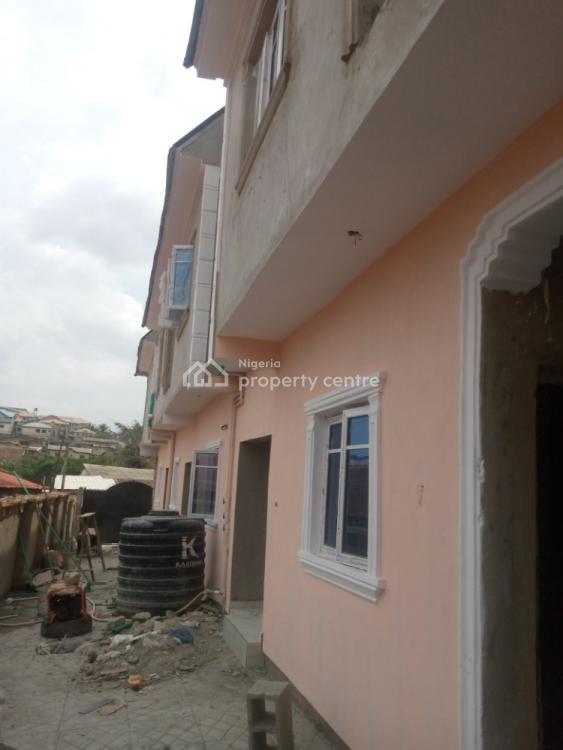 Newly Built Mini-flat with Beautiful Facilities, Haruna, Off College Road, Ogba, Ikeja, Lagos, Mini Flat for Rent