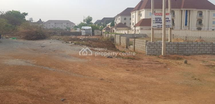 Well Located 850sqm Plot Possible for Dual Purposes, Off Oladipo Diya Street, Before American Intl School, Durumi, Abuja, Residential Land for Sale