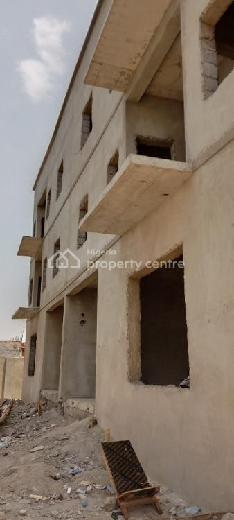Brand New Five Bedrooms, By Aduvie, Jahi, Abuja, Semi-detached Duplex for Sale