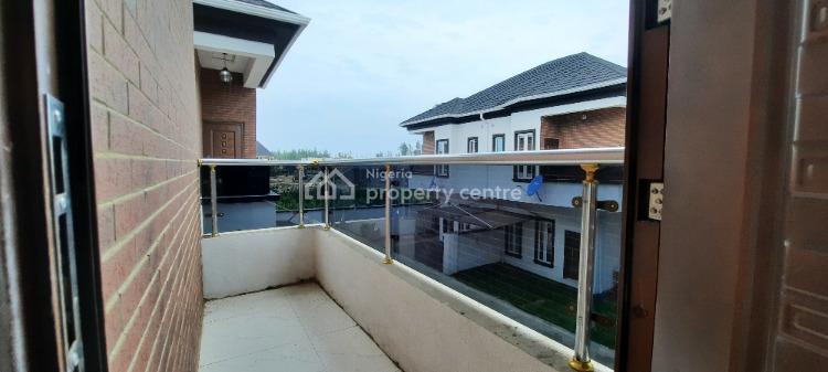 Nice & Lovely 4 Bedroom Semi Detached Duplex with Boys Quater, Ikota Villa Estate, Lekki, Lagos, Semi-detached Duplex for Rent