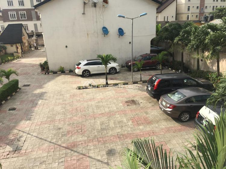Executive 4 Bedrooms Terraced Duplex with a Room Bq, All Ensuites, Lavender Court, Yaba Tech Gra, Yaba, Lagos, Terraced Duplex for Sale
