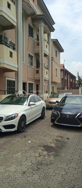 All Rooms Ensuite 3 Bedroom Flat, Agungi, Lekki, Lagos, Block of Flats for Sale