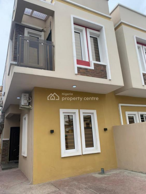 4 Bedroom Semi Detached, Alhaja Kofoworola Crescent, Ikeja, Lagos, Semi-detached Duplex for Sale
