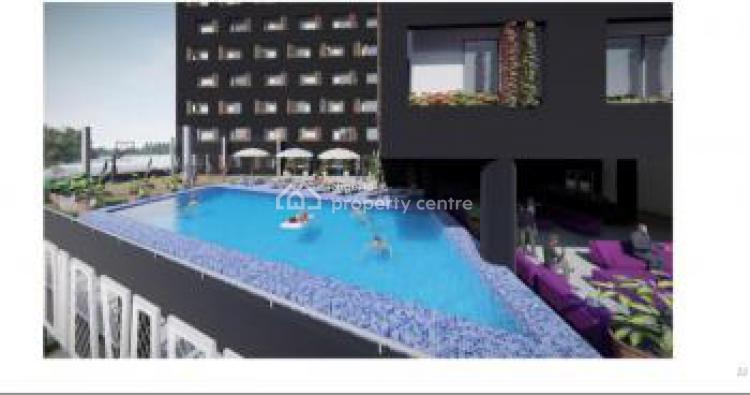 4 Bedroom Semi Detached Mezzanines Off Plan to Be Completed 2022, Purple Lekki,  Admiralty, Lekki, Lagos, Semi-detached Duplex for Sale