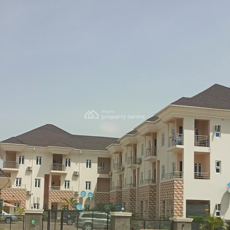 Furnished 4 Bedroom Duplex, Guzape District, Abuja, Terraced Duplex for Sale