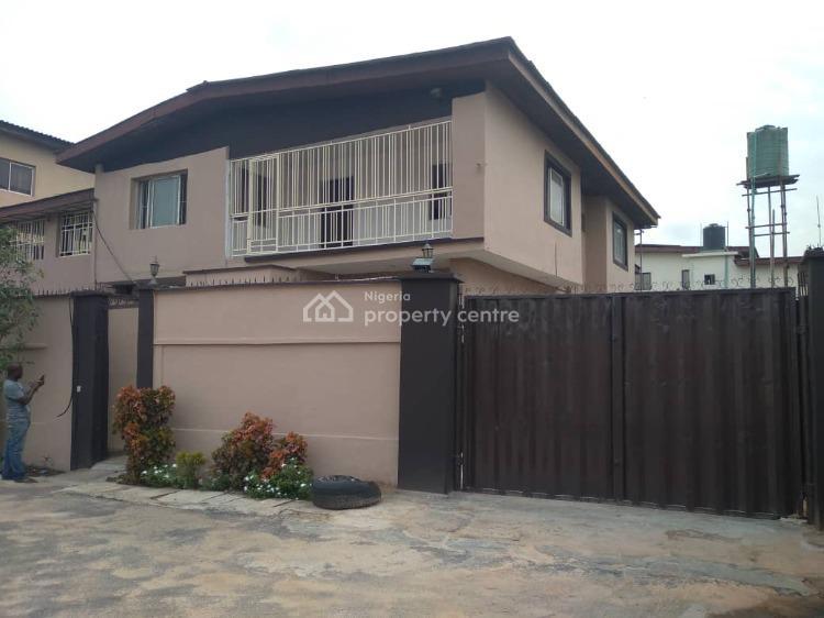 4 Bedroom Semi Detached Duplex for Office, Off Salvation Road, Opebi, Ikeja, Lagos, Office Space for Rent