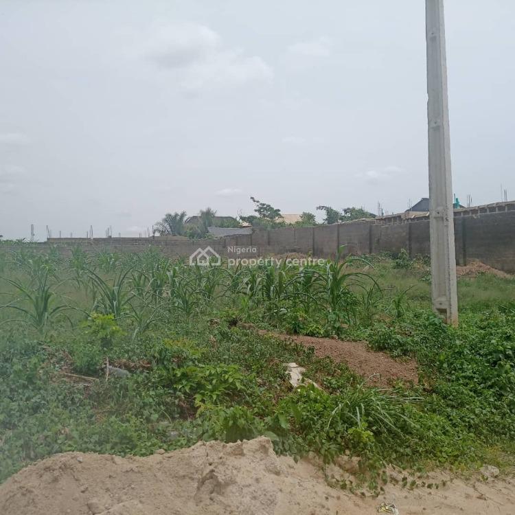 880sqm Plot of Land, Redemption Drive, Rotimi Abikoye Street, Oke, Ibadan, Oyo, Land for Sale
