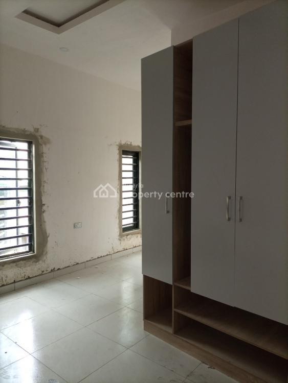 Newly Built 4 Bedroom Serviced Duplex, Osapa, Lekki, Lagos, Terraced Duplex for Sale