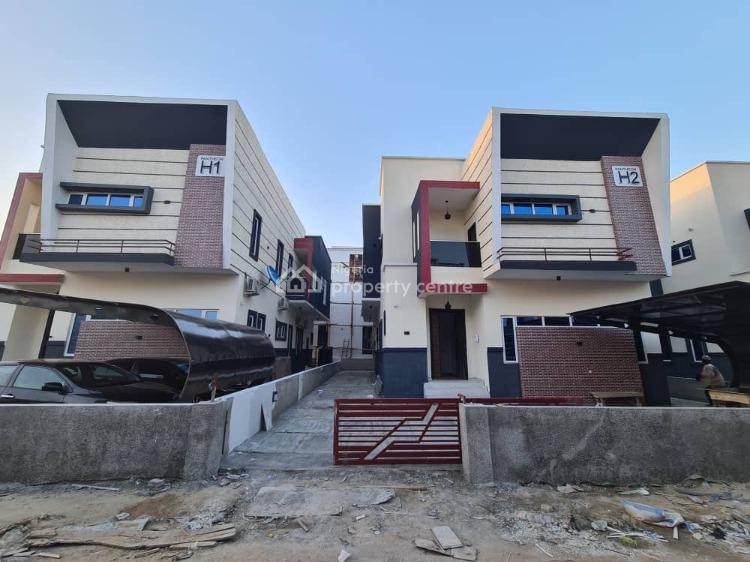Exquisitvely Built & Quality Duplex (with Or Without Bq Available)., Lekki Phase 1, Lekki, Lagos, Detached Duplex for Sale