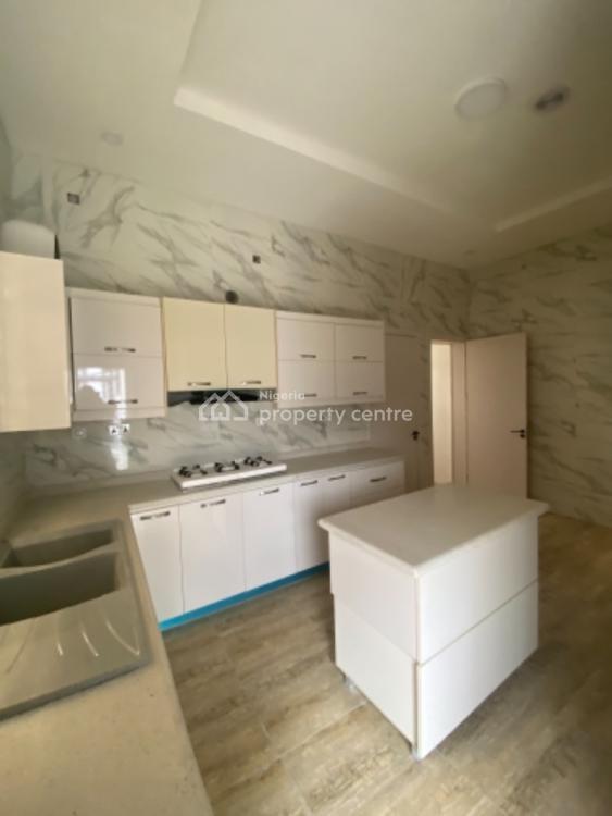 Very Spacious 5 Bedroom Fully Detached Duplex with a Bq, Behind Mega Chicken, Ikota Estate, Ikota, Lekki, Lagos, Detached Duplex for Sale