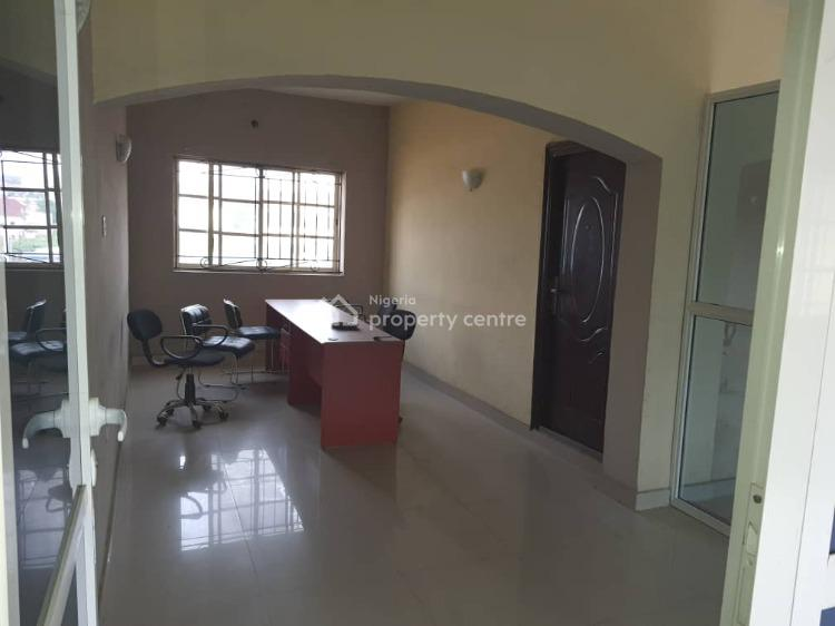 3 Bedroom Flat on 2nd Floor for Office Use Only, Oregun, Ikeja, Lagos, House for Rent