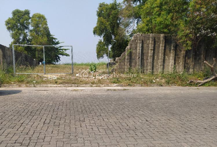 1010 Square Metre Waterfront, Banana Island, Ikoyi, Lagos, Residential Land for Sale