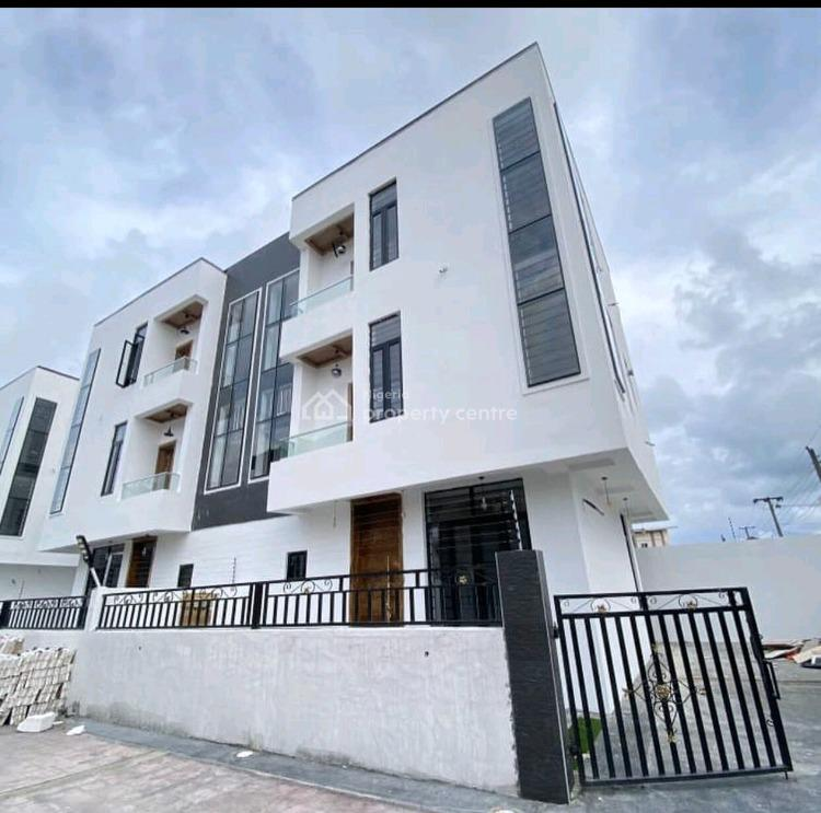 Luxury 4 Bedroom Semi-detached  House, Oniru, Victoria Island (vi), Lagos, House for Sale
