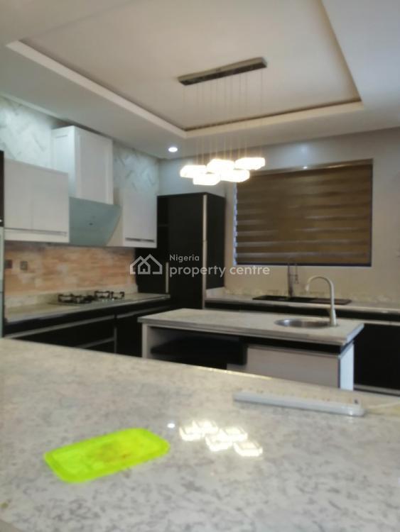 Contemporary Built and Fully Furnished 4 Bedroom Detached Duplex + Bq, By 2nd Tollgate, Lekki Phase 1, Lekki, Lagos, Detached Duplex for Sale