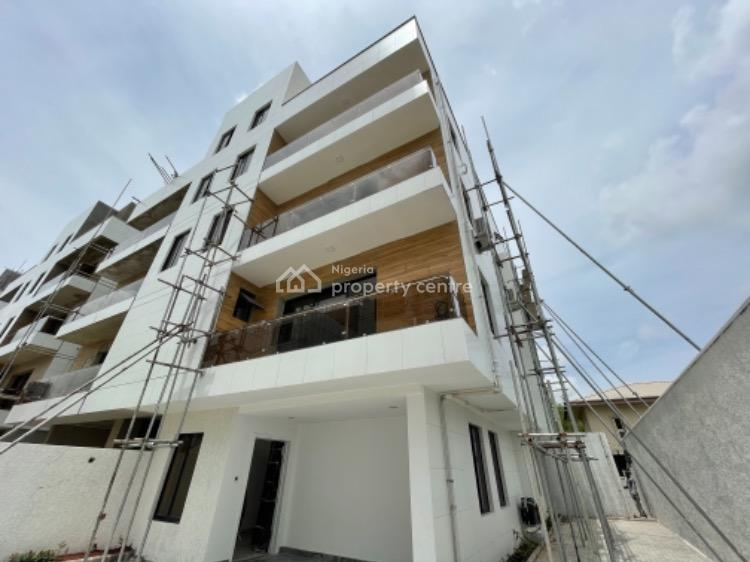 Newly Built 5 Bedroom Semi Detached Duplex with 2 Bqs, Banana Island, Ikoyi, Lagos, Semi-detached Duplex for Sale