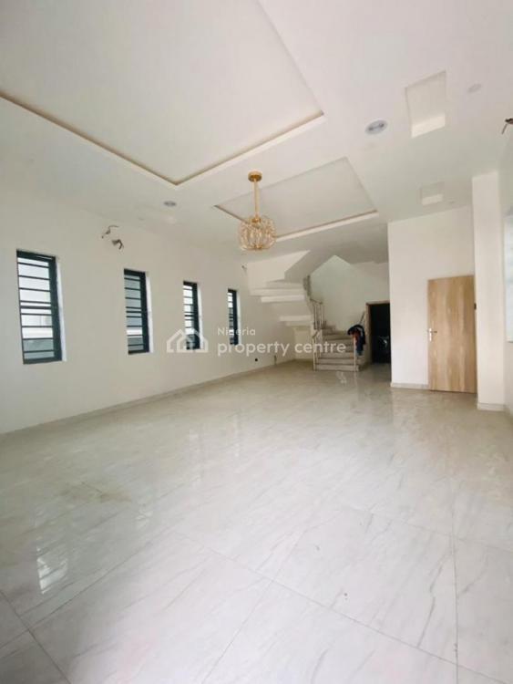 5 Bedroom Fully Detached Duplex with B/q, Chevron Alternative, Lekki, Lagos, Semi-detached Duplex for Rent