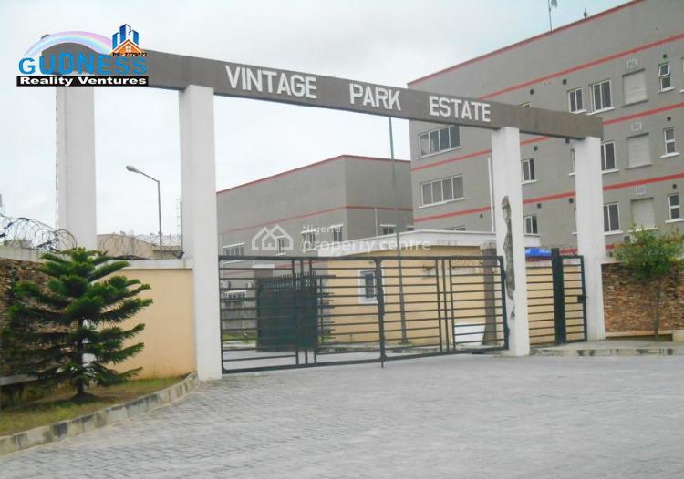 Land Measuring 710 Square Meters, Vintage Park Estate, Ikate, Lekki, Lagos, Residential Land for Sale