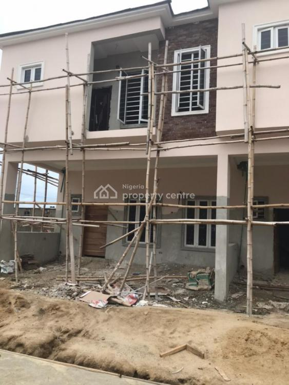 Most Affordable Terraces with Approved Building Plan, Lekki Phase 2, Lekki, Lagos, Terraced Duplex for Sale