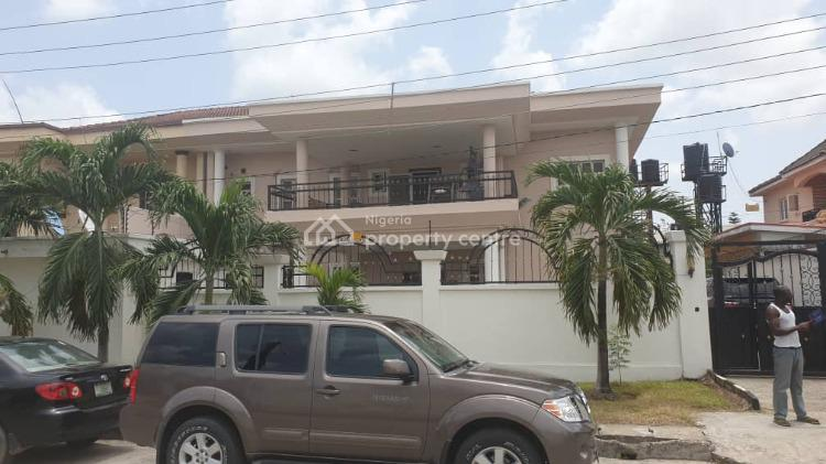 a Wing of 4 Bedroom Semi Detached House Plus  Swimming Pool on 600sqm, Ladipo Latinwo Crescent Off Fatai Arobieke Street., Lekki, Lagos, Semi-detached Duplex for Sale